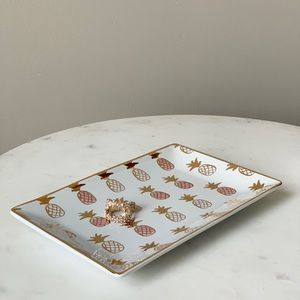 Pineapple Trinket Tray / Catchall